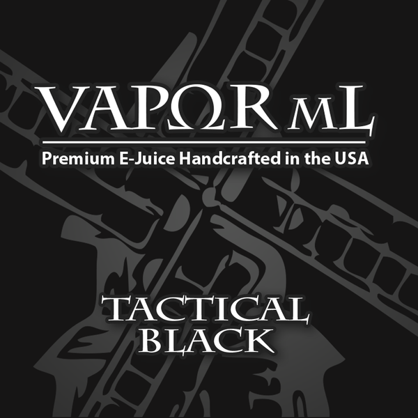 Vapor Tactical Black
