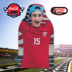 Charlotte Coca-Cola 600 Fan Cutouts
