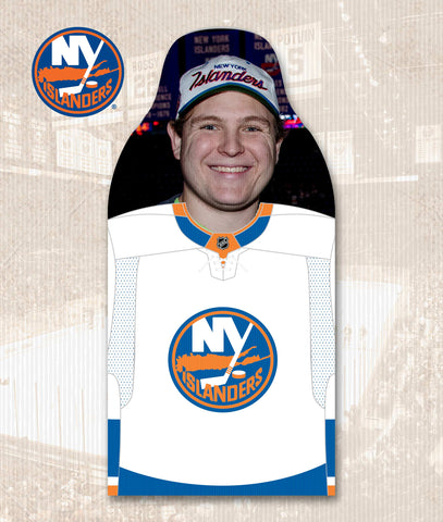 Islanders Fan Cutouts