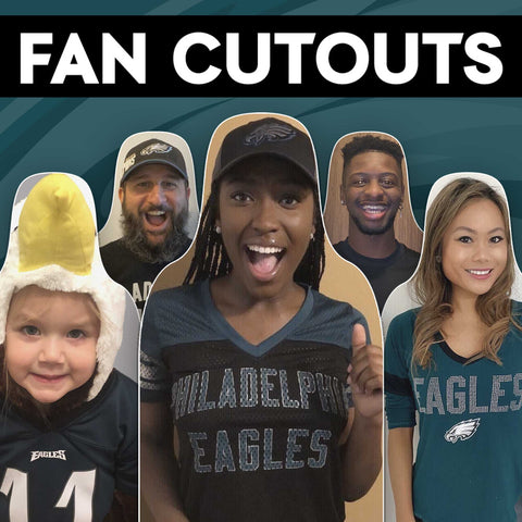 Philadelphia Eagles FanCutout