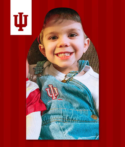 Hoosier Fan Cutouts
