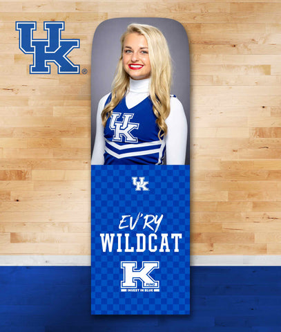 Kentucky Wildcats Fan Cutouts