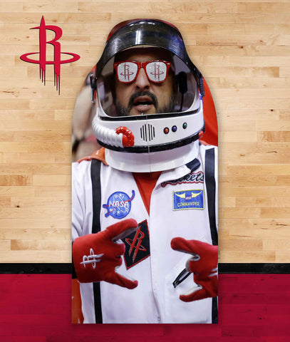 Houston Rockets Fan Cutouts