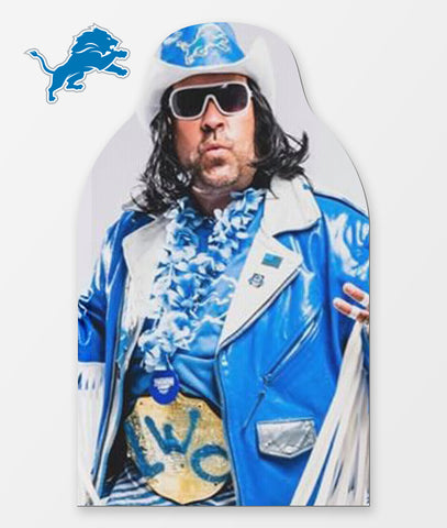 Detroit Lions FanCutout  - Season Ticket Members Only