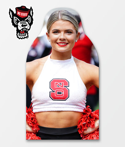 NC State FanCutout - Preserve the Pack