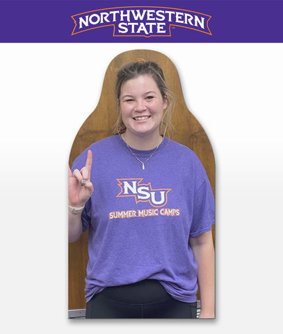 Northwestern State Demons - Official FanCutout