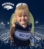 Nevada Wolf Pack FanCutout