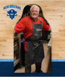 University of New Orleans Fan Cutout
