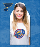 Blues Fan Cutouts