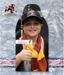 Roadrunners Fan Cutouts