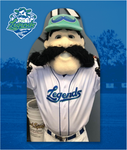 Lexington Legends Fan Cutouts