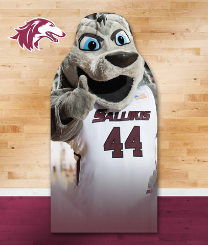 Salukis Fan Cutouts