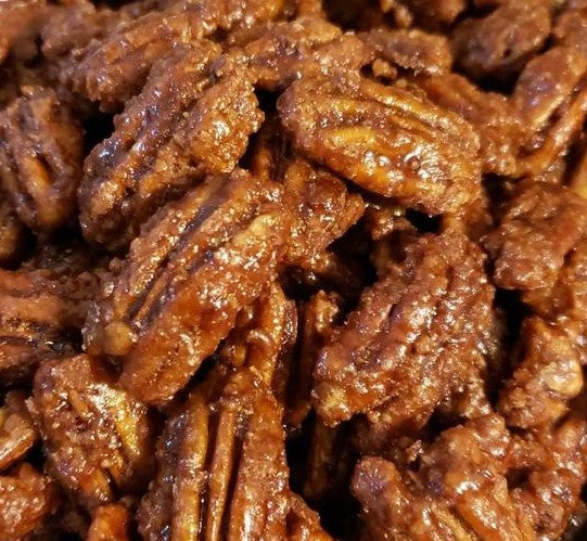 Candied Roasted Nuts