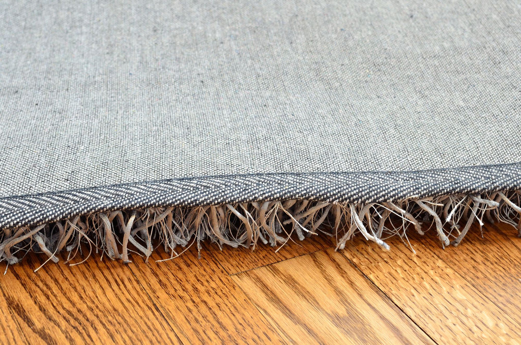 Milano Light Gray shaggy rug
