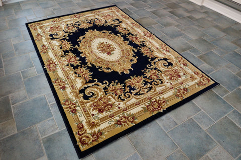 Picture of Persian Style Blue Rug AM-15B