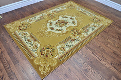 Persian Style Beige Rug AM-18BE