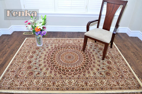 Picture of Royal Istanbul Persian Cream Rug