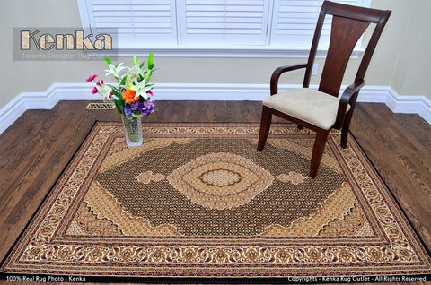 Picture of Royal Istanbul Mahi Black Area Rug