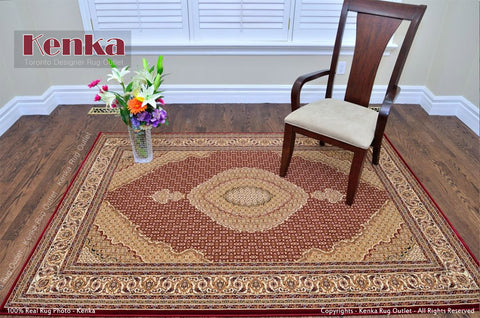 Picture of Royal Istanbul Mahi Red Area Rug