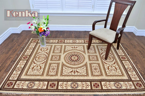 Picture of Royal Istanbul Cream Area Rug