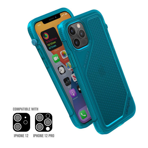 Catalyst Vibe Series for iPhone 12 / iPhone 12 PRO - Bondi Blue