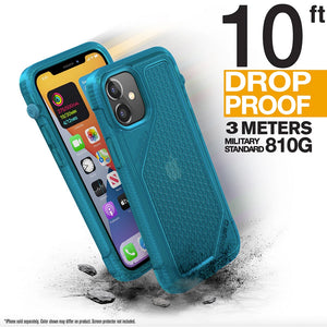 Catalyst Vibe Series for iPhone 12 Mini - Bondi Blue