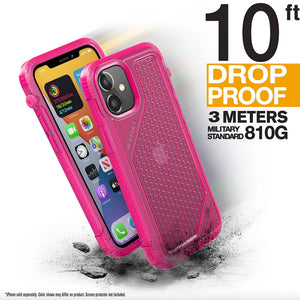 Catalyst Vibe Series for iPhone 12 Mini - Neon Pink