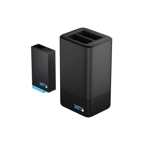 GoPro MAX Dual Battery Charger + Battery