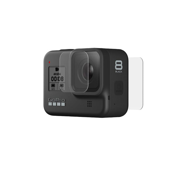 GoPro Tempered Glass Lens + Screen Protector (for HERO8 Black)