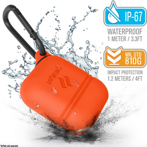 Waterproof Case for AirPods -Sunset