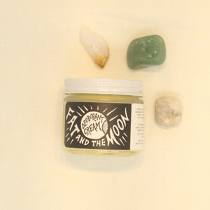 Fat and the Moon Organic Deodorant Cream