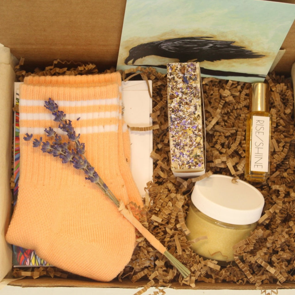 Mona's Monthly Subscription Box