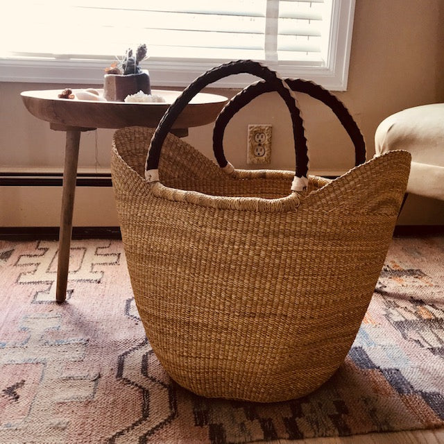 Large Basket from Kenya