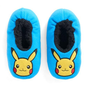 Boys 4-20 Pokemon Pikachu Chausson