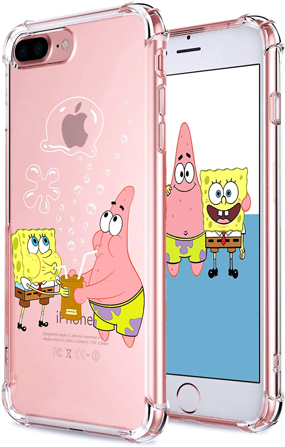 Cartoon Mobile Phone TPU coque