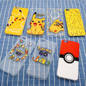 coque Protector Funda Pokemon Pikachu