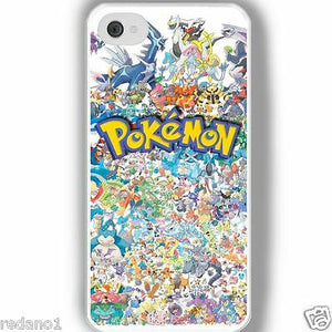 coque Samsung Galaxy Note 3 4 5 Pokemon