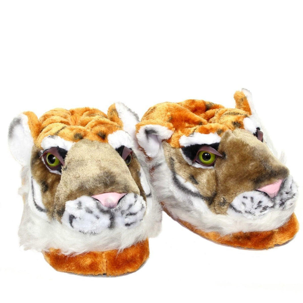 Chaussons animaux peluche Hippopotame  Chausson animaux