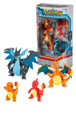 Coffret figurines Pokemon  4 figurines - [photosafe]