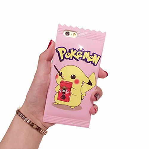 Design Pokemon Go TPU Phone coques
