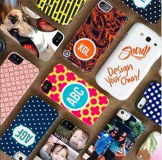 Design & Make Your Own Phone coques
