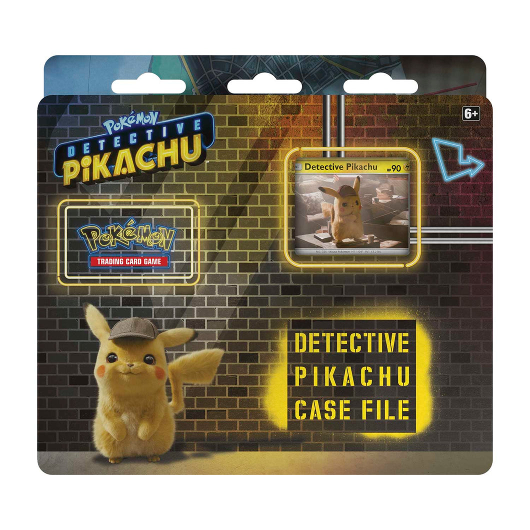 Detective Pikachu Is On The coque