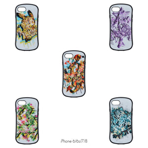 Graffiti Art - iPhone Hybrid Glass coque