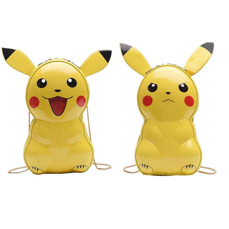 Hot Pokemo Go Cute Picachu 3D coque For
