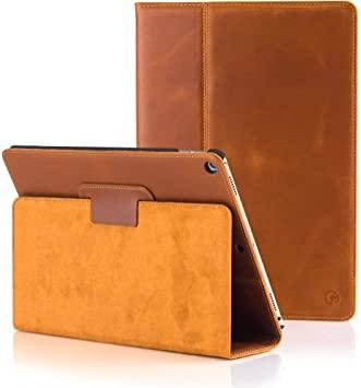 Leather coque coque For iPad 5th 6th Gen