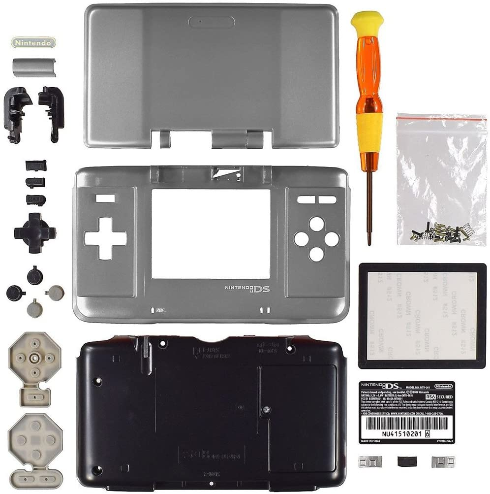 Nintendo DS replacement coque with