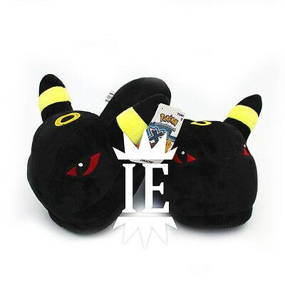 POKEMON EEVEE CHAUSSONS Evoli Umbreon XY Chausson Peluche DS