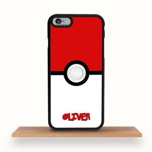 "POKEMON POKEBALL DESIGN"" iPhone coque"