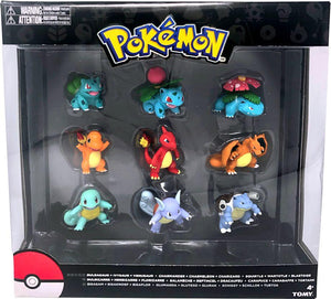 POKEMON SELECT 2IN FIG W/coque ASST