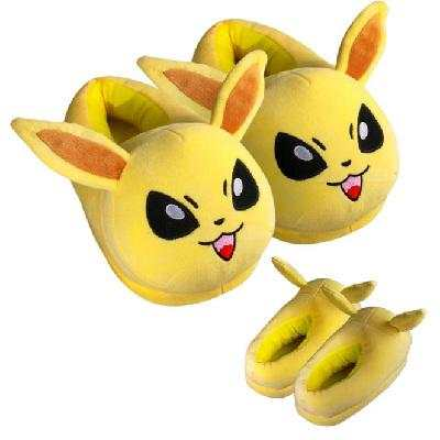 Pantofole Donna Pantuflas Anime Cartoon Pokemon balle Elf Pikachu